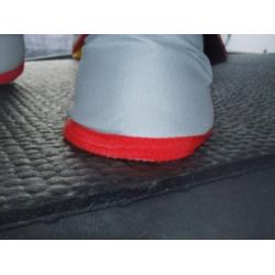 Ochranná guma proti prebitiu podkovou