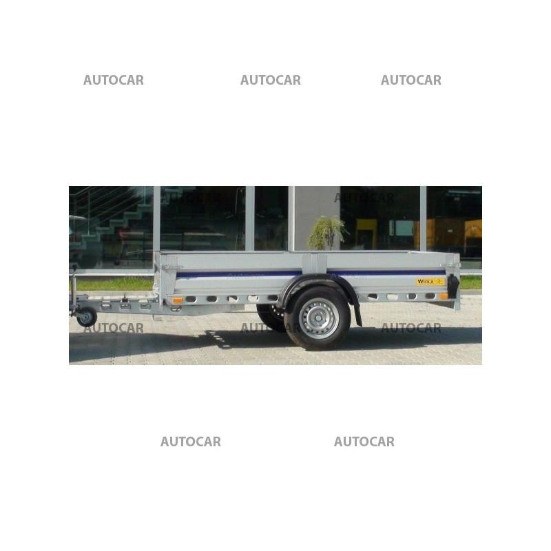 Prívesný vozík Mazowia 1,3t