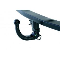 Ťažné zariadenie pre AUDI A4 - automatický vertikálny systém