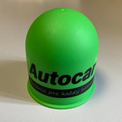 Krytka na guľu plastová - zelená