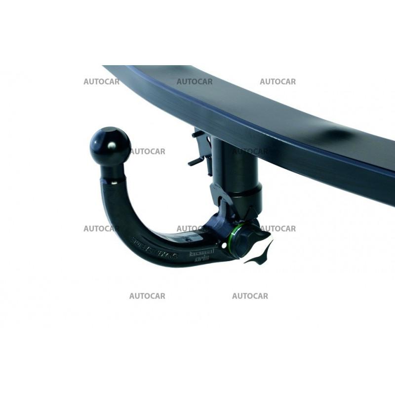 Ťažné zariadenie pre Citroen C4 Aircross - automatický vertikálny systém