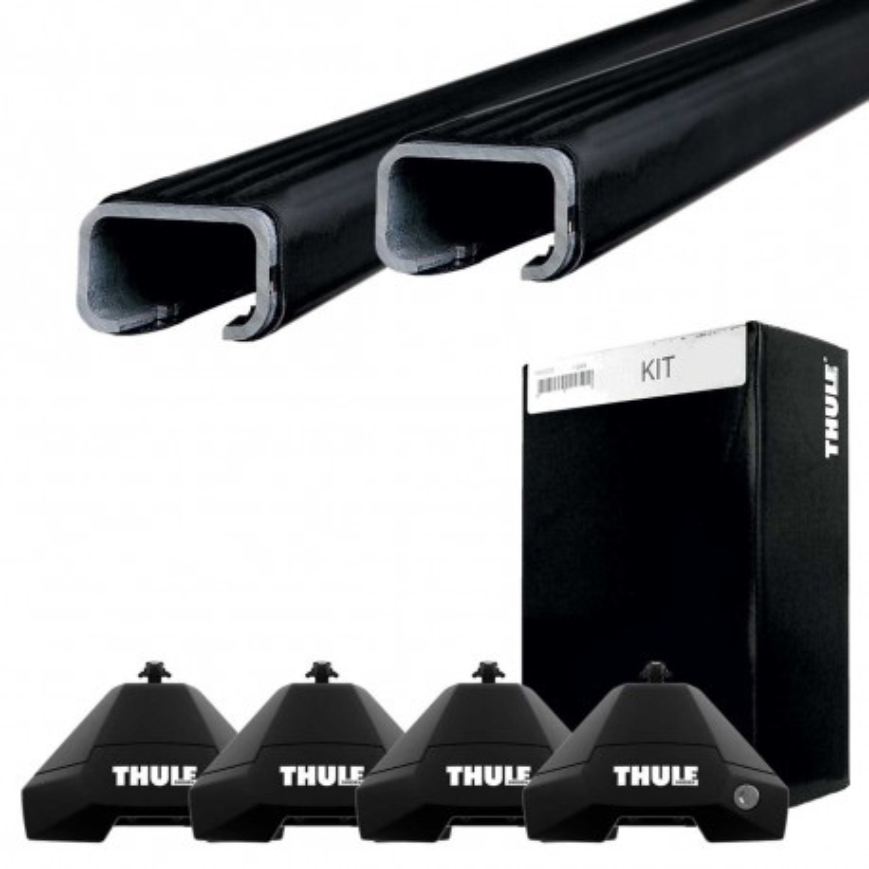 Strešný nosič THULE FIX POINT - kovový