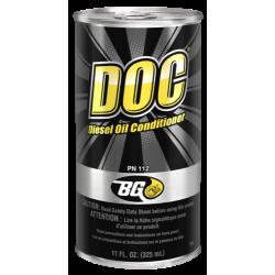 BG 112 Diesel Oil Conditioner - Multispektrálne aditívum motorových olejov pre vznetové (naftové) motory
