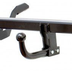 Ťažné zariadenie pre Volkswagen T-Cross - skrutkový systém