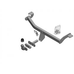 Ťažné zariadenie pre Suzuki Jimny - skrutkový systém