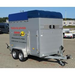 Prívesný vozík na prepravu zvierat VT 27