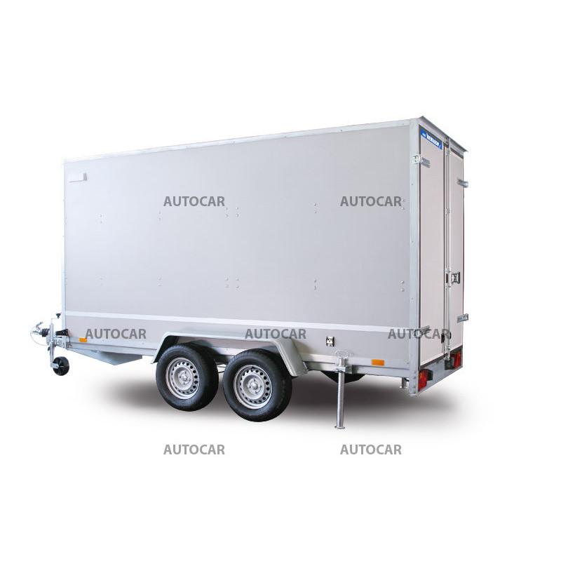 Skriňový prívesný vozík (sendvič) F20361518HT