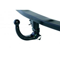 Ťažné zariadenie pre Porsche Cayenne - odnímateľný vertikálny bajonetový systém