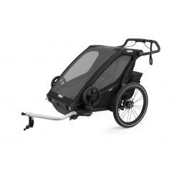 Thule Chariot Sport 2 - Midnight Black
