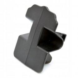 Krytka pre ťažné zariadenie Auto-Hak - vertikal - plastová