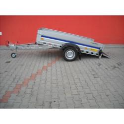 Prívesný vozík Kujawiak-sklopný