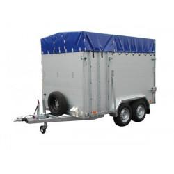 Prívesný vozík na prepravu zvierat VT 35