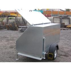 Prívesný vozík Craft 13 hobby - na prepravu náradia