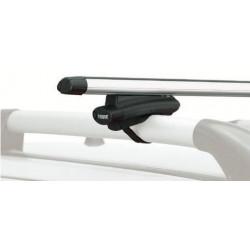 Strešný nosič na reling THULE - alumíniový