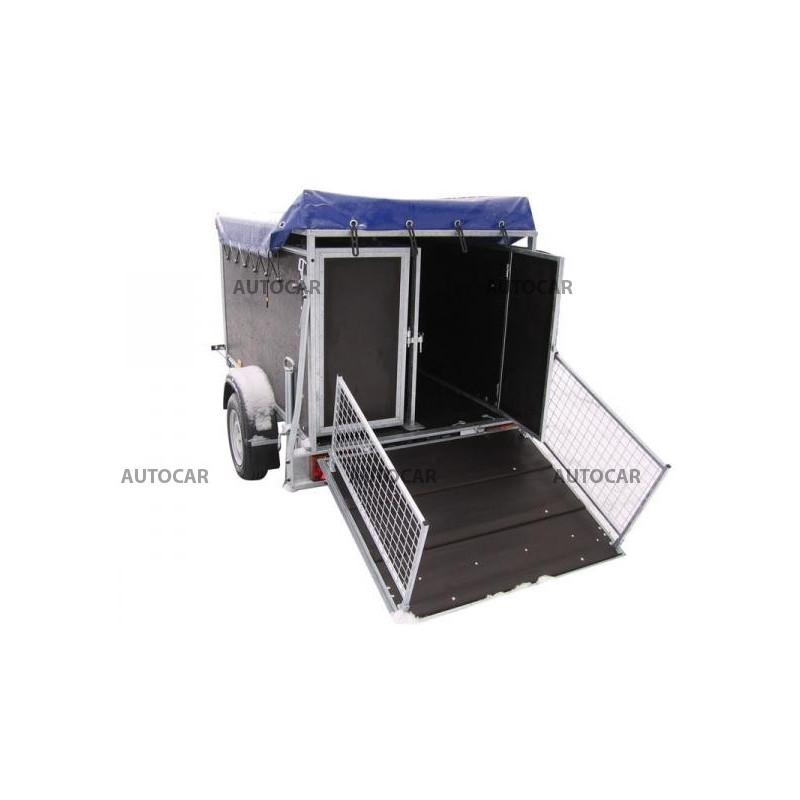 Prívesný vozík na prepravu zvierat Agro 13.1