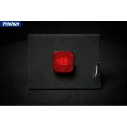 Lampa obrysová LED červená