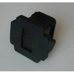 Krytka pre ťažné zariadenie Auto-Hak - bajonet - gumená