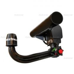 Ťažné zariadenie pre BMW 1 - automatický systém 09.2011/-