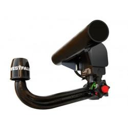 Ťažné zariadenie pre AUDI A6 Allroad - automatický systém - od 06.2012/-