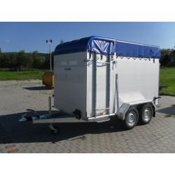 Anhänger - Viehtransporter VT 2700D