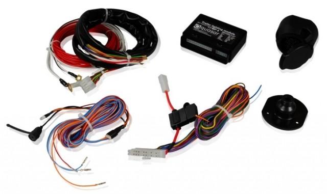 Ťažné zariadenie pre seria 7 - 4 dv E 65/E66 - automatický vertikálny systém - od 2005-2008
