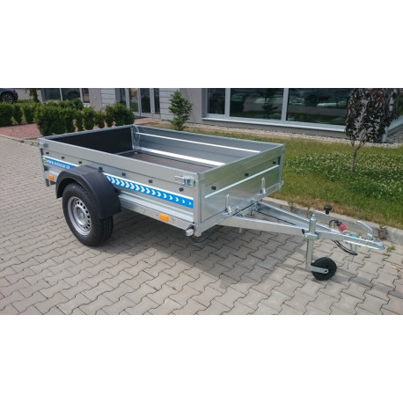 Prívesný vozík BORO