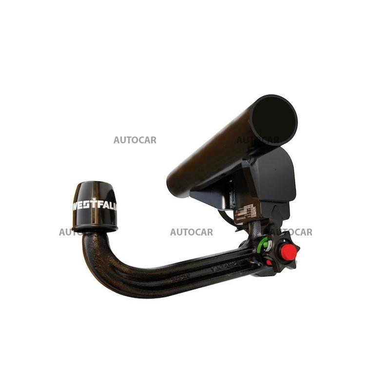 Ťažné zariadenie pre LEVORG - automatický systém - od 2015 /-
