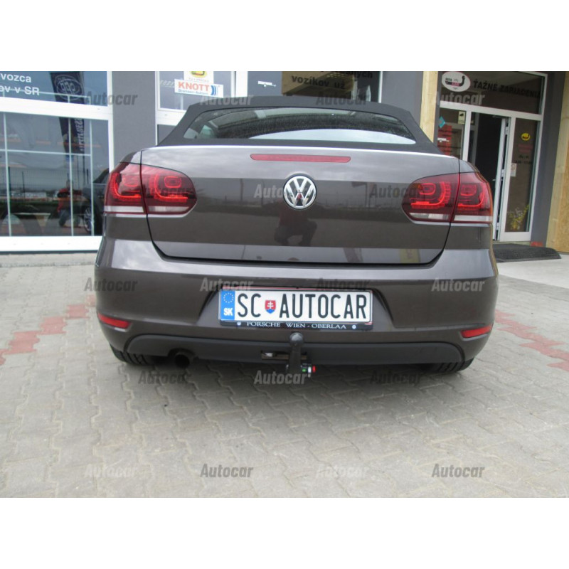 autocar anh ngerkupplung f r vw golf vi cabrio. Black Bedroom Furniture Sets. Home Design Ideas