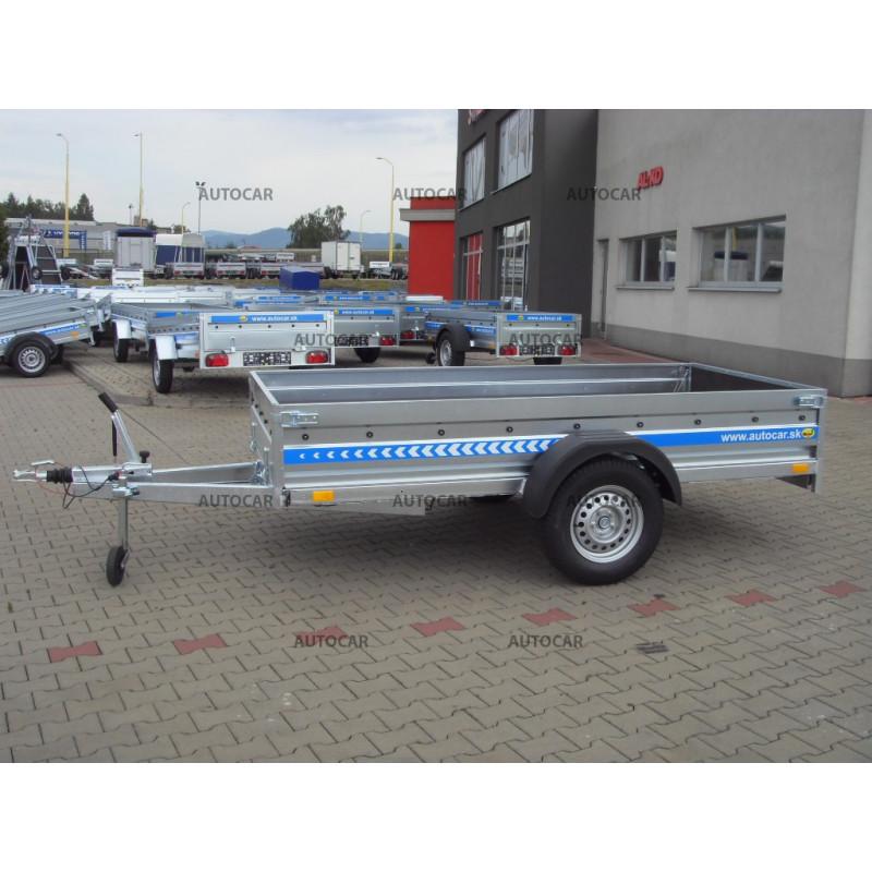 Prívesný vozík Boro 730H 1,3t