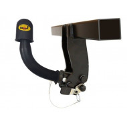 Ťažné zariadenie pre A 3 - 3 dv., Sportback - automatický systém - od 2008 do