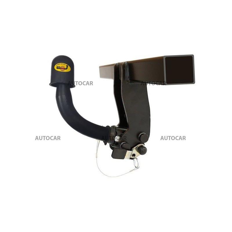 Ťažné zariadenie pre COMMANDER - XH - automatický systém - od 2006 do