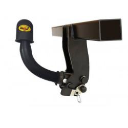 Ťažné zariadenie pre Isuzu D-MAX 4 WD - SUV - skrutkový systém - od 2012