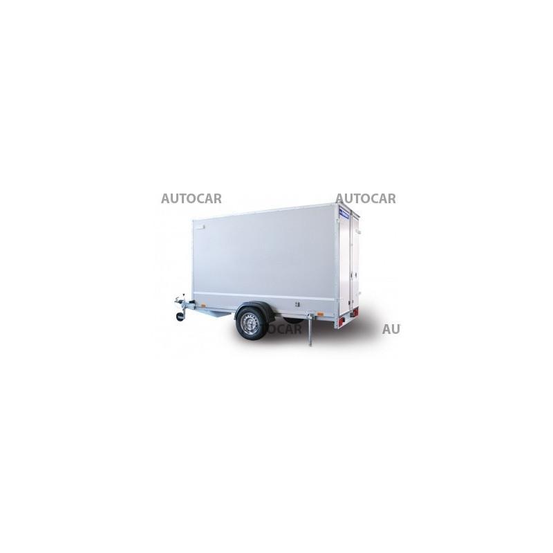 Skriňový prívesný vozík F75201215D