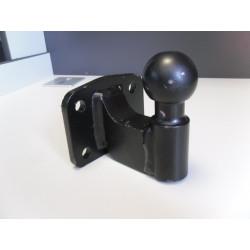 Ťažné zariadenie pre JUMPER - L4 - dodávka - skrutkový systém - od 2006/07 do