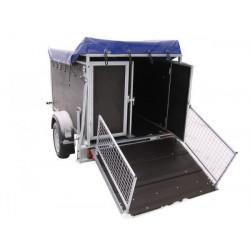 Prívesný vozík na prepravu zvierat Agro 08.1