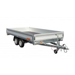 Prívesný vozík Cargo Light E 27.4