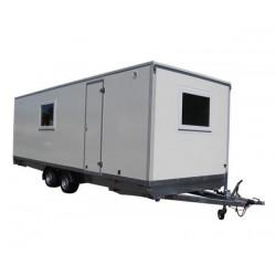 Prívesný vozík Mobi 4211