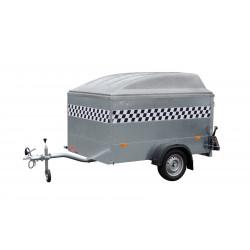 Prívesný vozík Kart 2 750 kg